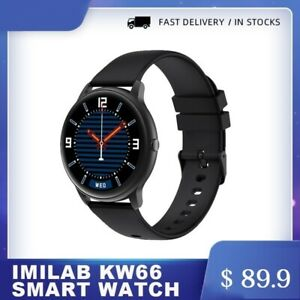 2021 Unisex IMILAB KW66 Premium Smart watch with iOS and Android Functionality