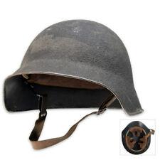 Swiss M18 Military Surplus Tactical Camo Helmet Used