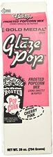 28oz Cherry Pink Glaze Pop, New, Free Shipping