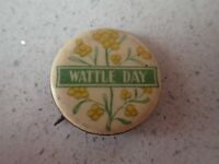 WW1 Wattle Day League Badge / pin (A2)