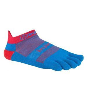 Injinji Lightweight Run Performance 2.0 No Show Ultra Thin Coolmax socks