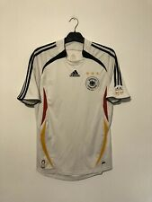 Germany Home Football Shirt Jersey 2005/07 Small S