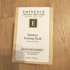 Eminence Organic Skin Care Bamboo Firming Fluid 35ml / 1.2 fl oz