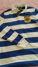 Mens Polo Ralph Lauren rugby shirt small BNWT