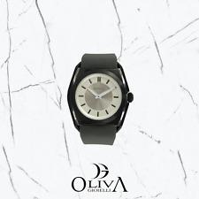Breil orologio Gomma Grigio Acciaio Chrono Quarzo TW0979