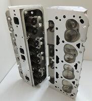 SBC CHEVY 350 383 406 427 64CC/200CC ALUMINUM HEADS - HYDRAULIC ROLLER WPM-S-274