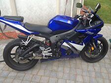 Yamaha R6S exhaust pipe XB 2006 2007 2008 2009 06 07 08 09 XB Extremeblaster