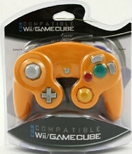 Orange Spice Controller for Nintendo Gamecube/Wii