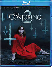 The Conjuring 2 Blu-ray Disc Brand New & Sealed Free Shipping