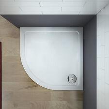 900x900x30mm Quadrant Universal Shower enclosure Stone Tray