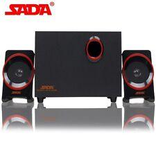 SADA SL-8018 Multimedia PC Speakers USB Wireless Desktop Phone Portable Speaker