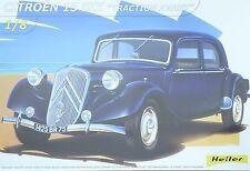 HELLER® 80799 Citroën 15 SIX ''Traction Avant'' in 1:8