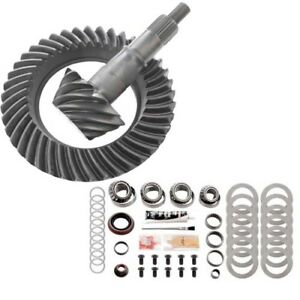 4.88 RING AND PINION & MASTER BEARING INSTALL KIT - FITS FORD 8.8 IFS FRONT