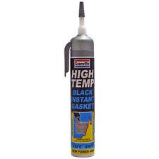 Granville High Temperature Black Instant Gasket Silicone Sealant 200ml