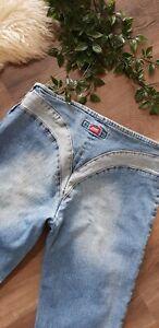 ♥WOW ♥ MISS SIXTY Jeans im Flare Nixie- Style ♥  W29/L34 ( 36/38) 🌟
