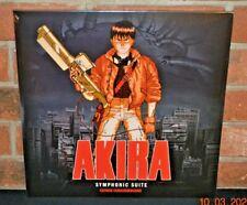 AKIRA - SYMPHONIC SUITE SOUNDTRACK, Ltd 180G 2LP RED+BLACK VINYL Gatefold DL New