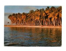 Tobago - Pigeon Point - Postcard Franked 1963