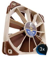 3x Noctua nf-f12 PWM (Bundle)
