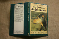 FB Deutscher Jagdterrier,Jagdhund,Jagdpraxis,Ausbildung, Jäger, Waidmann, DDR