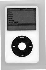 Apple iPod Classic 5th Generation Enhanced (5.5G) 512 Gb - Black&White+Belt Clip