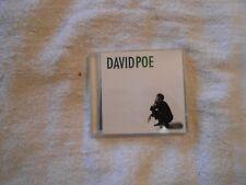 Poe, David : David Poe CD