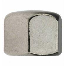 DIN 917 Sechskant-Hutmutter, niedr. Form, M 8, A4 blank