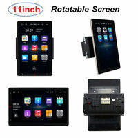 """11"""" Rotatable Screen Android Car Stereo Radio Navigation Bluetooth Multimedia"""