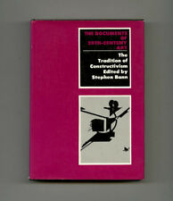 1974 Stephen Bann CONSTRUCTIVISM van DOESBURG El LISSITZKY Tatlin GABO Moholy