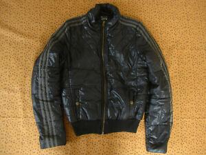 Veste Doudoune Adidas Blouson Noir Jacket Femme Polyester - 38