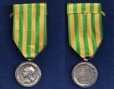 Tonkin Medal 1885 Medaille du Tonkin Sino-French War Naval Issue