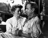 Humphrey Bogart Katharine Hepburn The African Queen 8x10 Photo (HB-3)