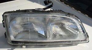 1998 1999 2000 2001 02 03 Volvo V70 S70 C70 PASSENGER Right Hand Side Headlight