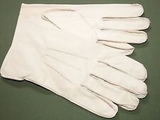 US Army WW2 EASTMAN PARATROOPER PILOT TANKER HORSEHIDE LEATHER GLOVES MINT Large