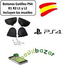 BOTONES GATILLOS PS4 PLAYSTATION 4 R1 R2 L1 L2 REPUESTOS MANDO MUELLES. ESPAÑA