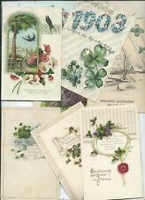 Lot 150 Ansichtskarten Glückwünsche, Künstlerkarten, .. ab 1900 - 1940