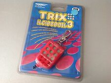 Vintage Tiger Electronics Lcd Game Watch Handheld Trix Keychain Mosc