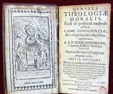 Busenbaum: Medulla Theologiae Moralis, 1712