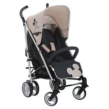 Hauck Baby / Childs Disney Spirit Pushchair / Pram  / Stroller - Mickey Charcoal