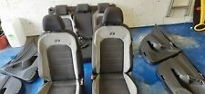 VW Golf R mk7 R Cloth Interior 5 Door Seats
