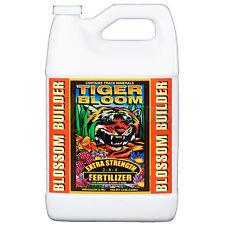 FoxFarm Tiger Bloom 1 Gallon - FoxFarm Fertilizer Nutrient 1G Gal blossom