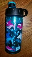 Cool Gear Shark 16 Oz BPA Free Water Bottle
