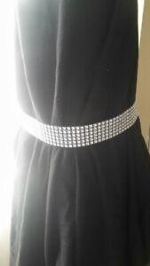 Bling Sparkle Curtain Tie Backs Pair