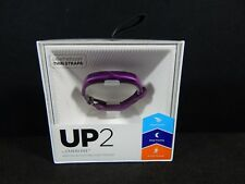 JAWBONE UP2 ACTIVITY, SLEEP & HEART TRACKER MODEL JL03 (NEW)