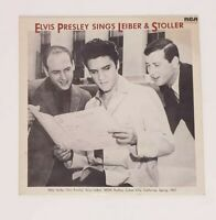 Elvis Presley Sings Leiber and Stoller - Vinyl LP Record Free Postage