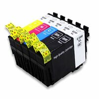 5PK High-Yield Ink For Epson 200XL T200XL 200 Expression XP200 XP300 XP400