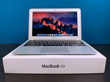Apple MacBook Air 11 in Laptop / Intel Core / 128GB SSD / 3 Year Warranty