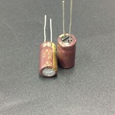 10pcs 220uF 25V ELNA RJH 8x16mm 25V220uF Super Low Impedance Audio Capacitor