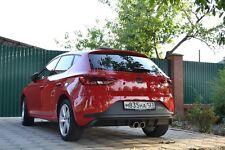 Seat Leon MK3 5f rear diffuser