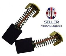 Carbon Motor Brushes For a B&Q Pro Tool Mitre Saw CLM210LSMS CLM210LSMK