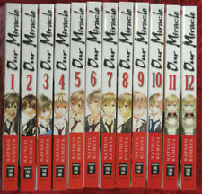 Our Miracle Fantasy Sci-Fi Manga Egmont/EMA ab 2014 Bd. 1-13 komplett